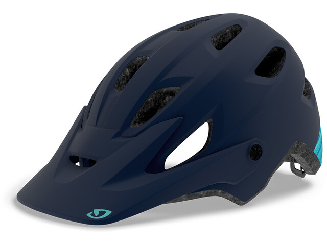 Giro Chronicle MIPS Casque, matte midnight/faded teal